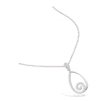 925 Silver Pendant 61HU1060CZ